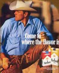 Marlboro Man wants YOU